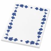 АНИЛИНАРЕ Блокнот для записей,белый,синий