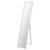 ФЛАКНАН Зеркало напольное, белый, 30x150 см