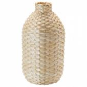 КАФФЕБОНА Декоративая ваза, бамбук, 45 см
