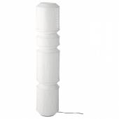 МАЙОРНА Светильник напольный, белый, 140 см