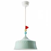 ТРОЛЛЬБО Подвесной светильник,светло-зеленый