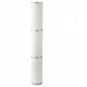 ВИДЬЯ Светильник напольный, белый, 138 см