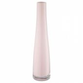 БЕСТОДД Ваза, розовый, 23 см
